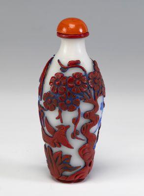 Snuff bottle. China, principios del siglo XX.