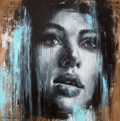 """""""Hope"""", 2015. Irina Samobrod"""