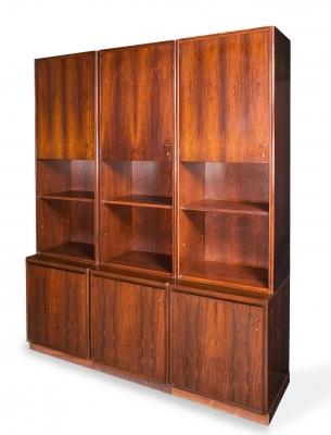 Armario librería de diseño.