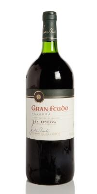 Botella magnum de Gran Feudo Reserva 1994.
