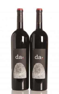 Dos botellas magnum de Dominio de Antargü Da 2006.