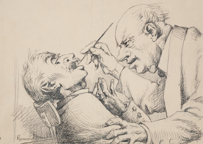 """Dentista"". BORRELL PLA, Ramón"