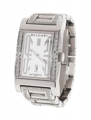 Reloj BVLGARI mod. Rettangolo Automatic, n.