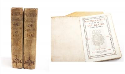 """""""Nueva Recopilación de Castilla"""", vols."""