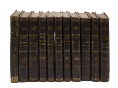 """Historia Natural, general y particular"" LECLERC, Georges Louis"