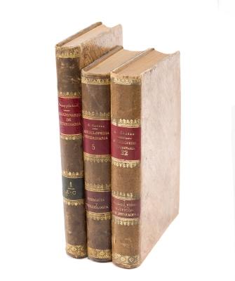 Dos libros de veterinaria del siglo XIX.1+2 vols.