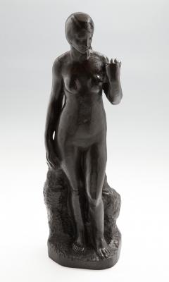 """Desnudo femenino"". CASANOVAS ROY, Enric"