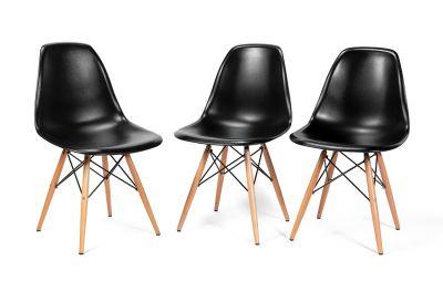 "Siguiendo modelo ""Eames Plastic Chair"" de CHARLES EAMES (EE.UU."