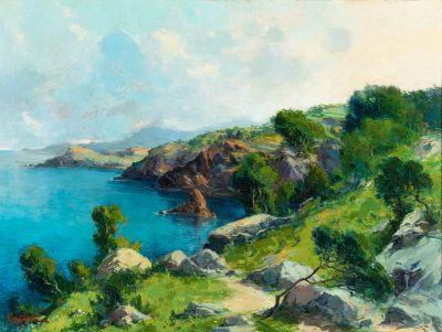 JOSÉ VENTOSA DOMÉNECH (Barcelona, 1897 - Andraitx, Mallorca, 1982).