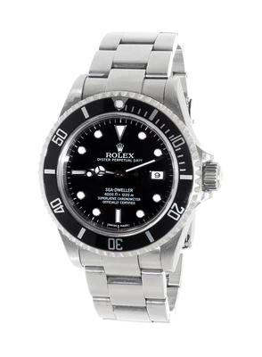 ROLEX Oyster Perpetual Sea-Dweller 4000 watch,  serial number F9391XX, ref. 16600, for men / Unisex.