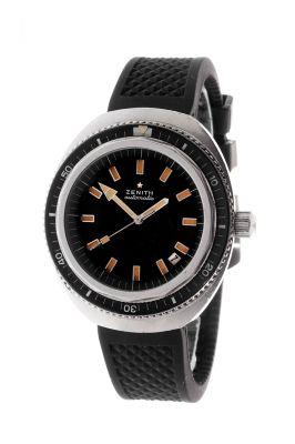 Reloj ZENITH Diver vintage ref. A3637.