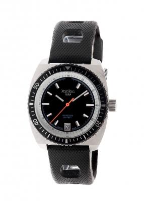 Reloj ZODIAC Seadragon. Caja en acero.