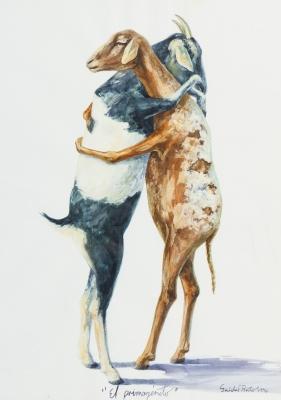 """""""El primogénito"""", 1996. Saidel Brito Lorenzo"""