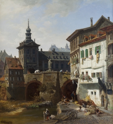 Christian Wilberg (Havelberg, 1839 –París, 1882).