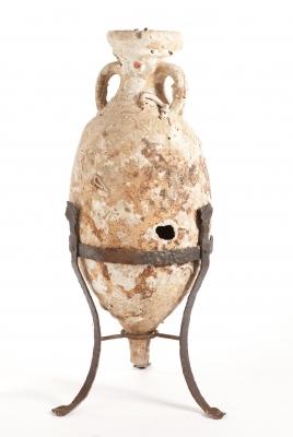 Ánfora romana, siglos I-II d. C