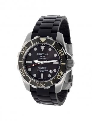 Reloj CERTINA DS Action Automatic. Caja en titanio.
