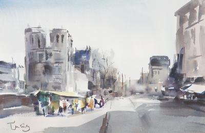 """""""Notre Dame"""". CRUAÑAS FAGES, Josep"""