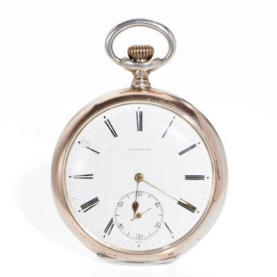 Reloj de bolsillo Longines.Reloj de bolsillo Longines