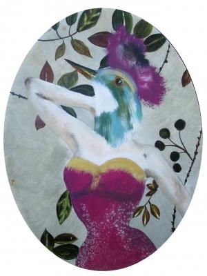 FABRIZZI, Karenina (Italia, 1970). Dita in pink