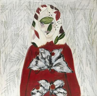 KARENINA FABRIZZI (Italia, 1970).