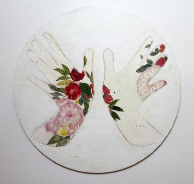 FABRIZZI, Karenina (Italia, 1970). Man Ray hands