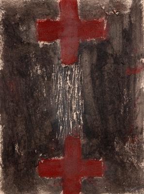 ANTONI TÀPIES PUIG (Barcelona, 1923 - 2012).