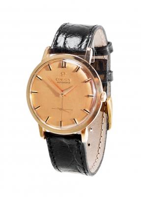 Reloj OMEGA Vintage Automatic.Caja en oro amarillo.