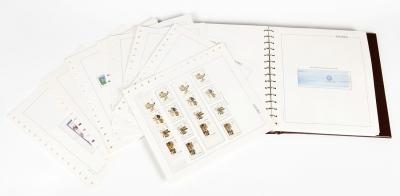 Colección de sellos portugueses, 1980-2000. Lote comp