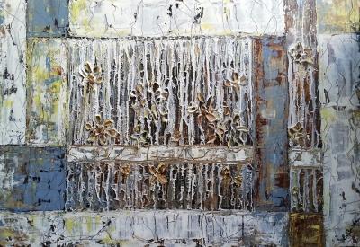 BARÓN, Elena . Texturas invernales soleadas (colecció