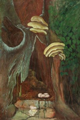 """""""Bosque surrealista"""", 1994. RIERA MORAGUES, Gaspar"""