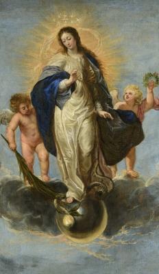 """""""Inmaculada Concepción""""."""