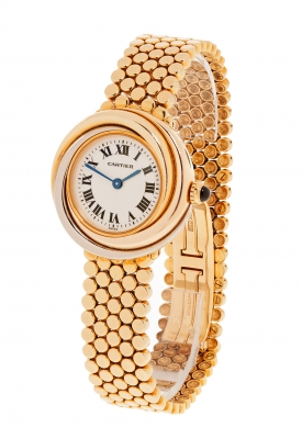 CARTIER Mod. Trinity watch for women.