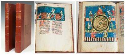 """""""Libro de ajedrez de Alfonso X el Sabio""""."""