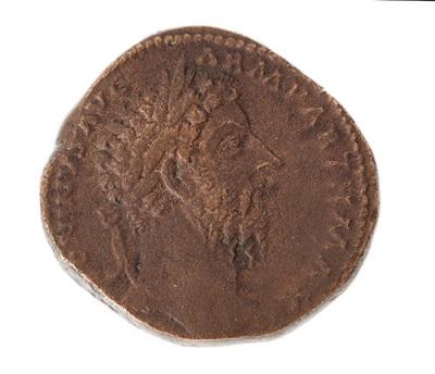 Sestercio de Marco Aurelio