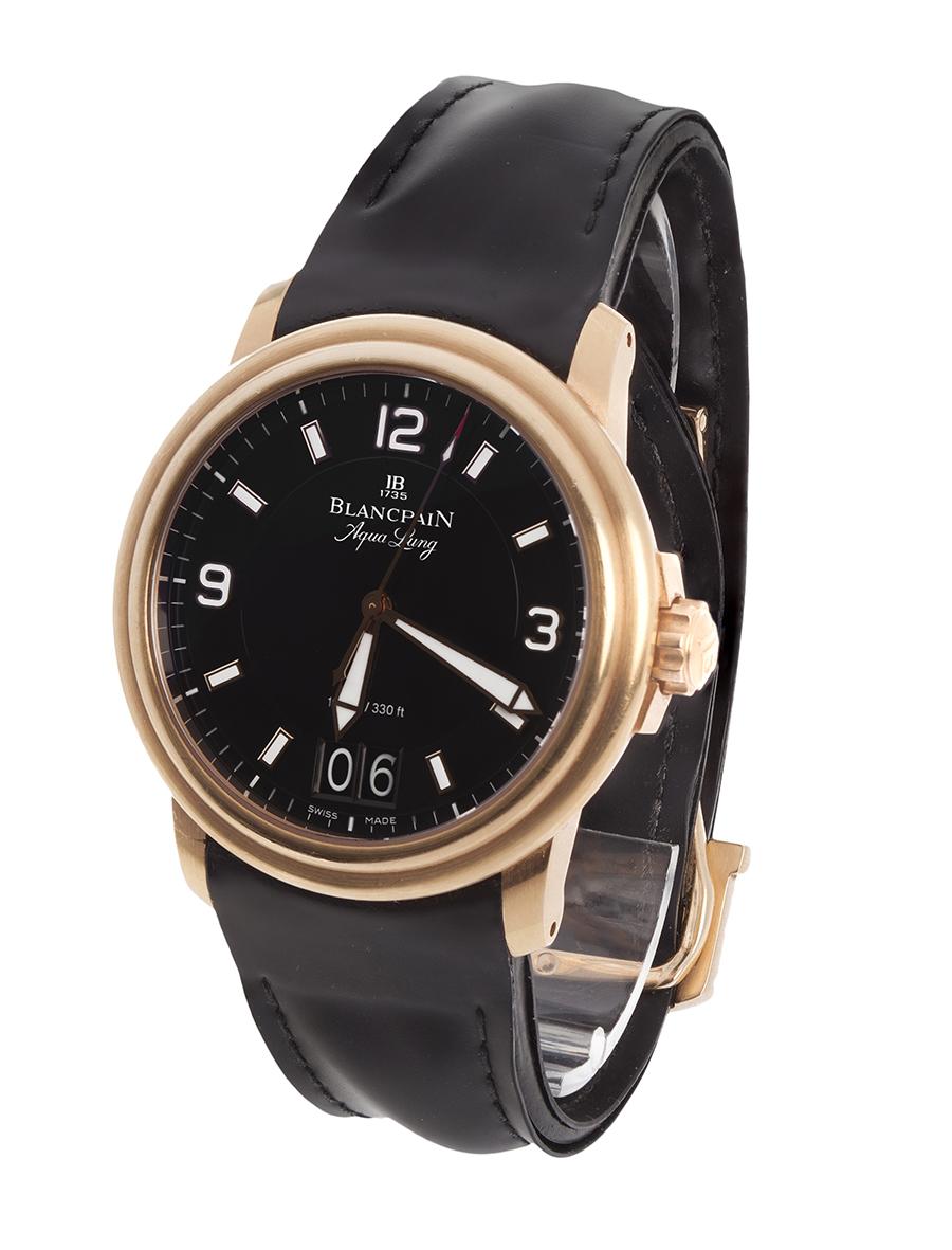 Reloj BLANCPAIN mod. Aqua Lung, JB 1735, n.