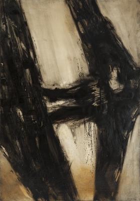 """Pintura 117-60"" Joan Hernández Pijuán"
