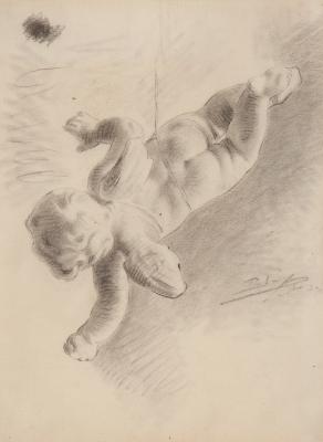 MIQUEL BLAY I FÀBREGUES (Olot,1866—Madrid, 1936).