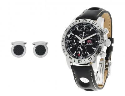 Reloj CHOPARD 1000Miglia, Chronometer GMT, para caballero.