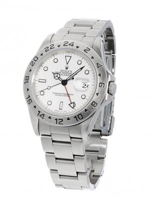 Reloj ROLEX Oyster Perpetual Date Explorer para caballero, año 2000.