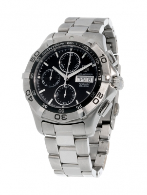 Reloj TAG HEUER Aquaracer Chrono Date Automatic, para c