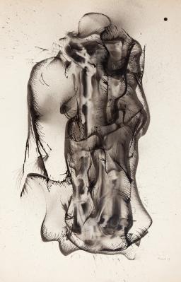 Albert Féraudt (Francia, 1921 – 2008)Sin título, 1979.