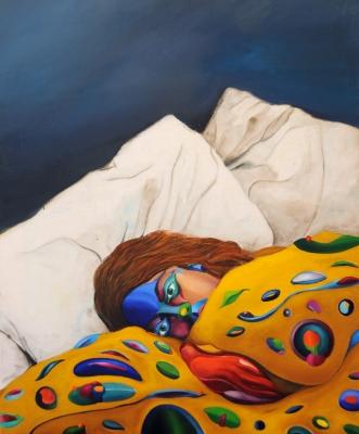 Asier Biota (Logroño, 1989). Sueños líquidos, 2016