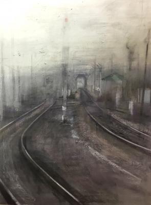 """Atmósfera en la vía"" Francisco Javier Rodríguez Pérez"