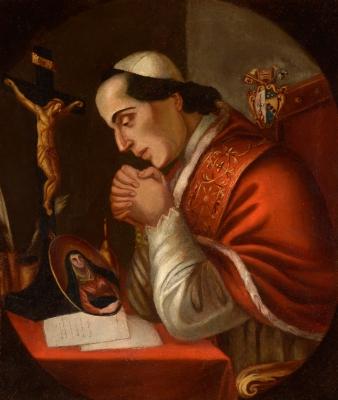 """""""Retrato de cardenal"""""""