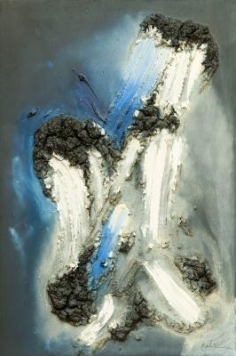 """Éxtasis II"".2010.HÉCTOR  PUERTOLAS"