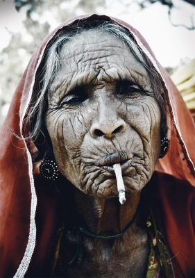 """""""Indian Smoker"""