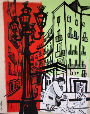 CENTELLES, Gonzalo (Barcelona, 1980).