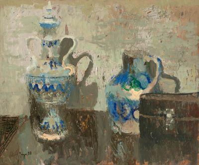 ANTONIO MAYA CORTÉS (Jaén, 1950).