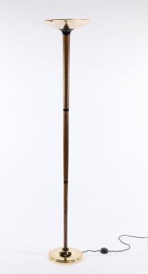 Lámpara de pie estilo Art Deco tardío, segunda mitad del XX.