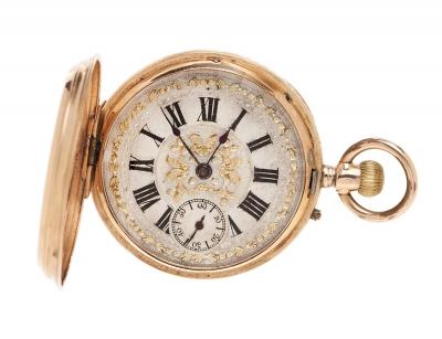 Reloj de bolsillo para señora.